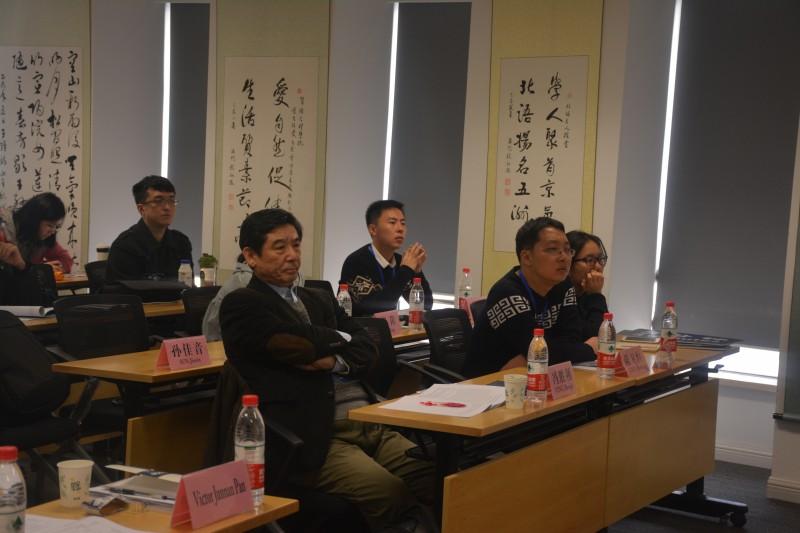 "Prof. Feng at The 2nd Annual Meeting of ""X'-Workshop""/ 馮教授出席第二屆「X'工作坊」"