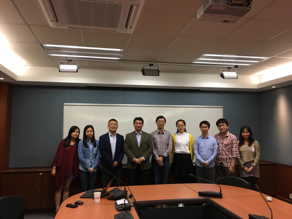 香港中文大學,13-4-2017
