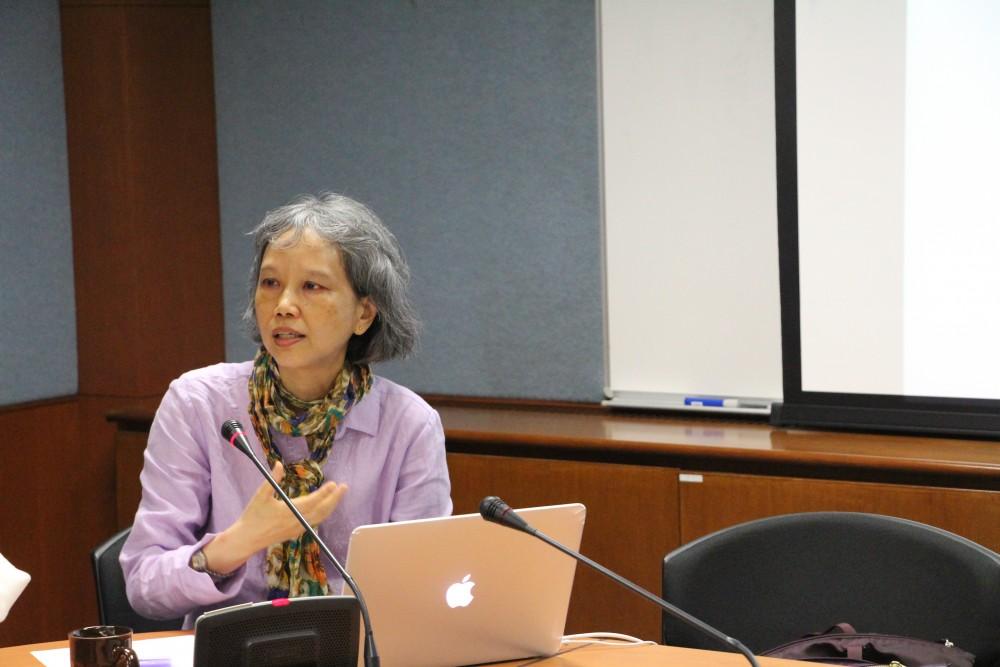 林燕慧教授演講(香港中文大學,25052017)