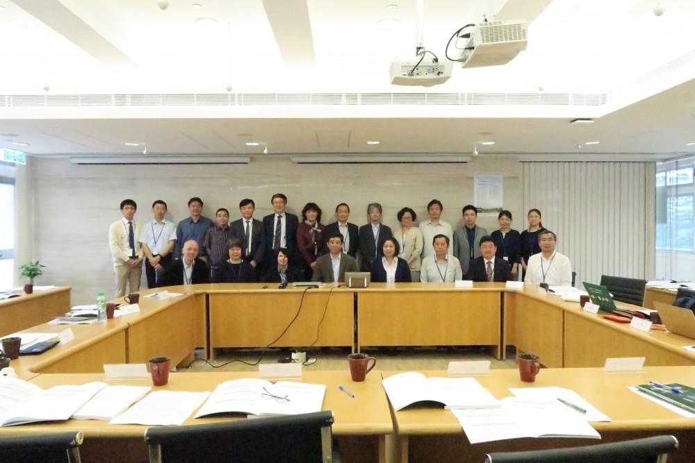 香港中文大學,2017年5月20-21日