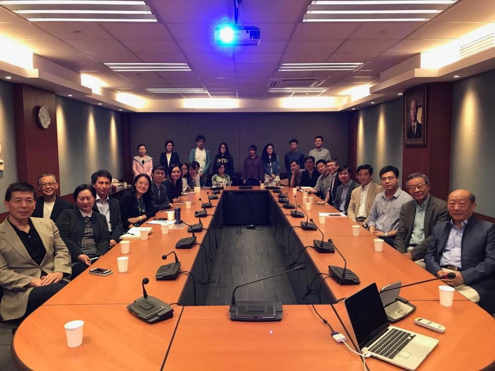 香港中文大學,2018-3-15