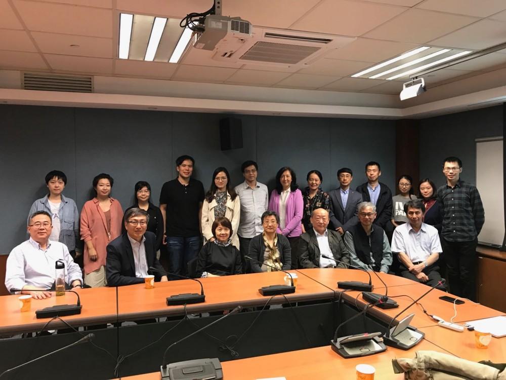 香港中文大學,2018-4-10