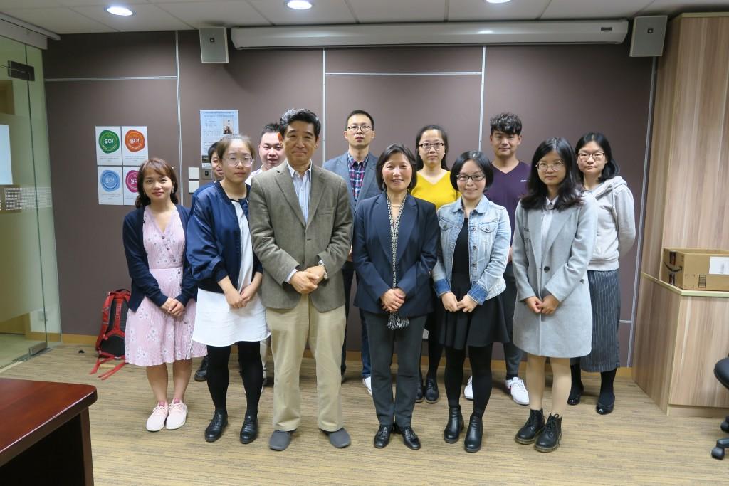 香港中文大學,2019-2-19