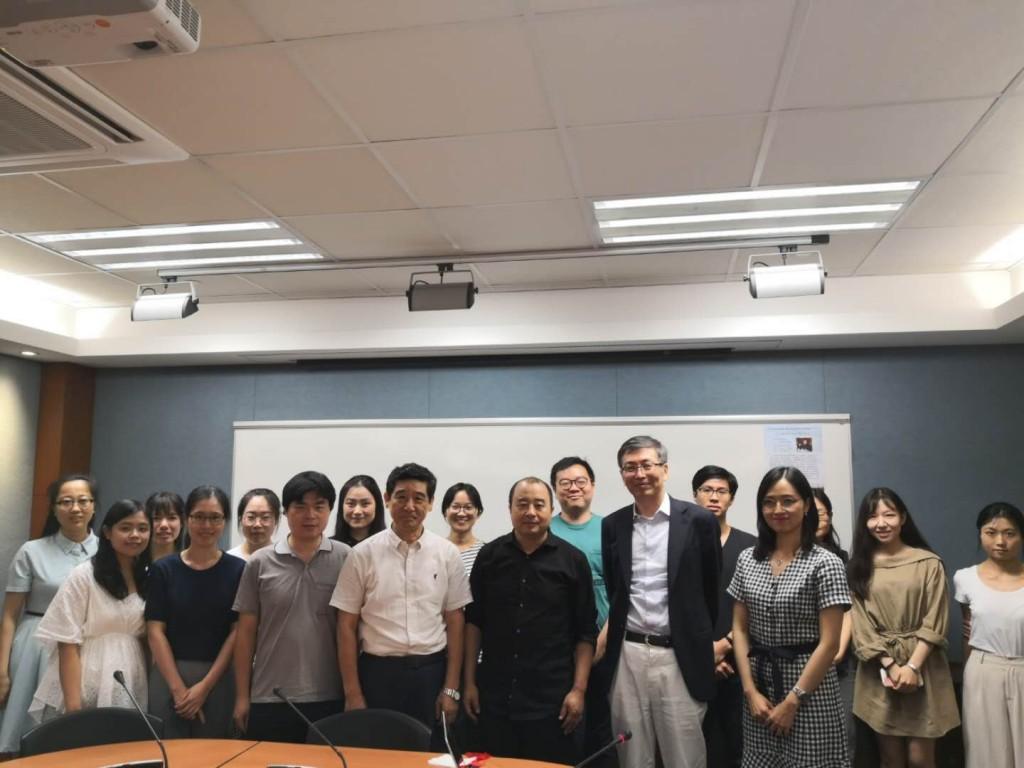 香港中文大學,2019-6-14