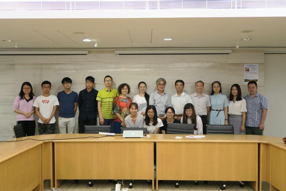香港中文大學,2018-10-8