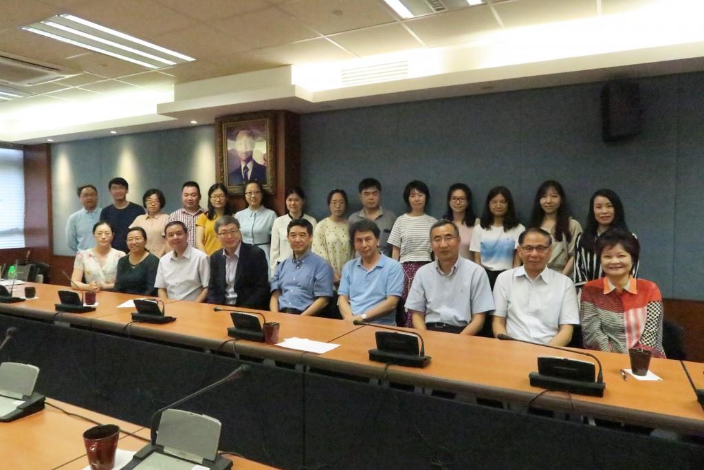 香港中文大學,2019-7-22